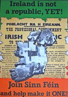the struggles in northern ireland as depicted sinn fein For sinn féin, the northern ireland assembly should be an  interview-with-sinn-fein-council  and the israel-palestine conflict.