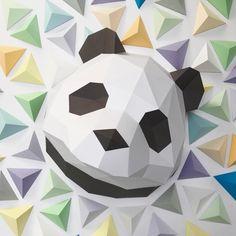 Assembli papieren Panda