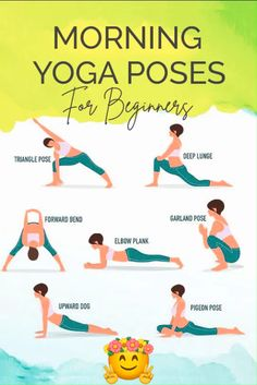 yoga routine step-by-step instructions with this Yoga morning Workout for Beginners. Easy to , beginner-friendly set of exercises anyone can do at home and almost anywhere. a yoga for beginners friendly workout .