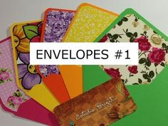 Envelopes #1 - Estúdio Brigit
