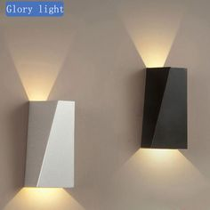 Lights & Lighting Glorious 3w Ac85-265v Led Wall Light With Switch Aluminum And Acrylic White Soft Tune Wall Mounted Lamp Indoor Led Lighting Da Led Lamps