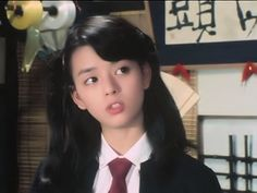 Okada Nana (岡田奈々) 1959-, Japanese Actress