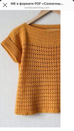 Free, Easy Crochet Sweater Pattern - A Cardigan Made from 2 Hexagons! Free, Easy Crochet Sweater Pattern - A Cardigan Made from 2 Hexagons! Pull Crochet, Mode Crochet, Crochet Baby, Crochet Top, Crochet Kits, Easy Crochet Patterns, Crochet Stitches, Summer Patterns, Crochet Woman