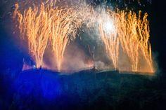 Virgin Money Fireworks Concert, Edinburgh Castle