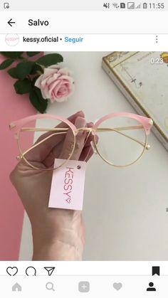 Glasses frames pink eyeglasses New Ideas Glasses Frames Trendy, Cute Glasses, New Glasses, Cat Eye Glasses, Glasses Online, Glasses Style, Glasses Case, Glasses Outfit, Pink Eyeglasses