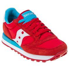 Buy Red Saucony Women's Jazz Original Running Sneaker shoes