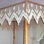 Check out our king size canopy bed selection for the very best in unique or custom, handmade pieces from our home & living shops. Queen Size Canopy Bed, Queen Beds, Canopy Frame, Canopy Cover, White Queen Bed, Cal King Size, Wood Arch, Bed Company, Black Bedding