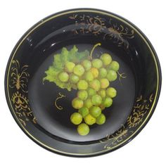 Fruit Filigree Serving Bowl