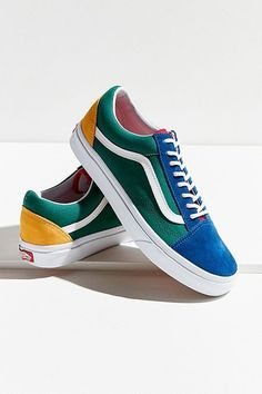 aca7c598a1 Shop Vans Old Skool Yacht Club Sneaker at Urban Outfitters today. We carry  all the latest styles, colors and brands for you to choose from right here.