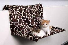 Hamac de radiateur pour chats