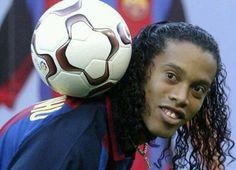 Presentació de Ronaldinho
