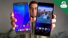 Descargar Sony Xperia Z5 Premium Vs Samsung Galaxy Note 5   Quick Look! para Celular  #Android  #Android  We see how the latest Sony flagship fares against the competition, in this quick look at the Sony Xperia Z5 Premium vs Samsung Galaxy Note 5! Talk about …