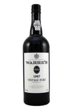 Warre's 1997 Vintage Port Warre's from Fraziers Wine Merchants