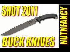 Nutnfancy SHOT Show 2011: The Buck Hoodlum, Big Steel!