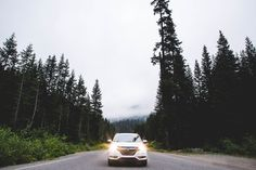 We've got the cure for a cloudy day: a scenic ride through the woods in the HR-V Crossover.