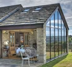 Barn style extensions - could also work on thatched cottage !