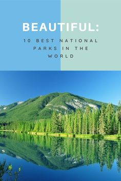 National parks are some of the most stunning places on earth. Here are 10 Beautiful National Parks In The World That Will Make Your Kids' Jaws Drop. Best Places To Vacation, Cool Places To Visit, Places To Travel, Travel Destinations, Us National Parks, Philippines Travel, Travel And Tourism, Travel Around The World, Trip Planning
