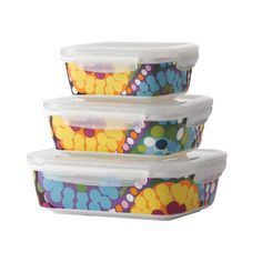 Bindi Porcelain Container Set, $40, now featured on Fab.