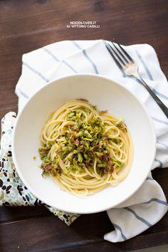 Ragù di zucchine e mortadella al ginger ...un piatto che convincerà anche i più scettici! La ricetta su http://noodloves.it/ragu-di-zucchine-mortadella-ginger/ #Ragù #Zucchine #Ginger #RagùdiZucchine #Ricetta #ItalianRecipe #Fusion #Noodles