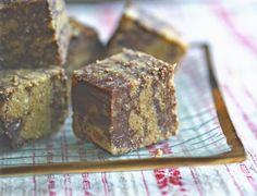 Refined #Sugarfree Chocolate Marbled Halvah (#dairyfree #glutenfree #vegan) @rickiheller