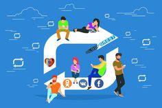 """Узнайте подробнее о том, что такое """"Репост"""". Как делается репост в популярных социальных сетях Вконтакте, Однодклассники, Фейсбук, Инстаграм и др."""