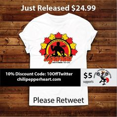 Chili Pepper Heart Studio - Support the growth of Lacrosse. $5 from each sale goes directly to developing Lacrosse programs.