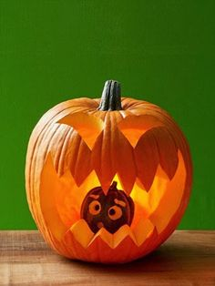 Really Cool Halloween Carving