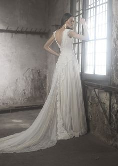 Gala dress - Raimon Bundó ~ Two New Bridal Collections For Spring/Summer 2014 (to die for!) - Love My Dress UK Wedding Blog
