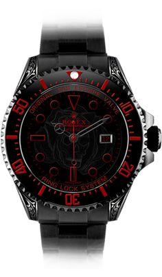 BWD X Wes Lang - Rolex Deep-sea $P-O-A