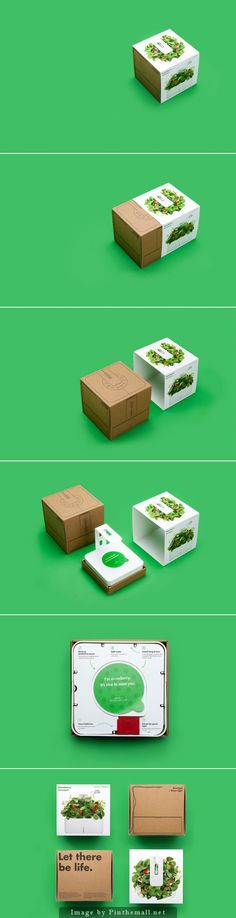 Click and Grow Strawberry Smartpot Creative Agency: AKU Client: Click and Grow Location: Tallinn, Estonia Project Type: Commercial Work