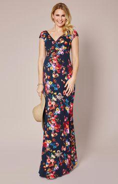 9a5378edc4b1d Floral Maxi Maternity Dress by Tiffany Rose Maxi Dress Canada, Maternity  Wear, Maternity Dresses