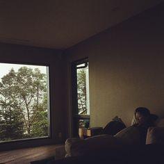 A Very rainy Sunday reading. Gambier 2012