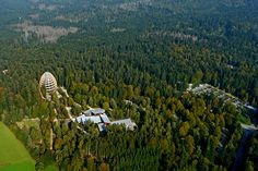 Bavarian Forest National Park and the tree top walk