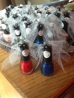 - Elegant, Cheap and Unique Bridal Shower Favors Ideas-     Before having a wedding ceremony, usually the brides and the grooms will hold ceremony before they are getting married. Bridal shower is a s...