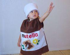 Miss #Nutella | I costumi di #Carnevale per #bambini più originali di sempre