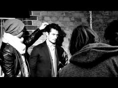 "David Gandy for Madame Figaro 'Spécial Hommes"" (Making of)"