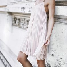 The perfect summer night dress.
