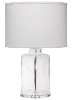 "NAPA TABLE LAMP 25""H x 16.5""Dia"
