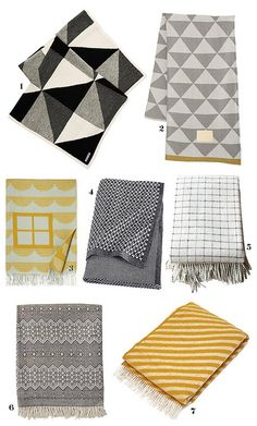 7 blankets to keep you warm this Winter by AMM blog