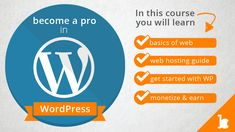 Learn The Complete WordPress tutorials In Urdu/Hindi free download.WordPress is one of the best CMS system which actually buildup on PHP. If you are newbie in this feild of website design then this course is so beneficial for you. you can earn $800 to $1500 per month by designing different types of your clients websites.WordPress is that the most famous worldwide Content Management System (CMS) that is utilized by a lot of web house owners.  The main reasons behind its increasing popularity…