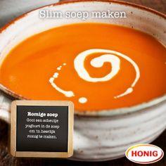 Soep tip #honig