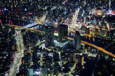"Chris Luckhardt's ""Tokyo at Night (Explore #122)"""