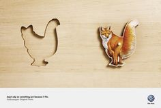 GOLD LION ´13 (Product & Service – Other Vehicles, Auto Products & Services): VOLKSWAGEN DO BRASIL – FOX / CAT BY ALMAPBBDO (São Paulo BRAZIL)