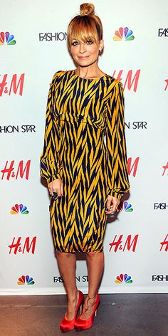 Nicole Richie Image Via: People StyleWatch
