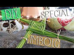 DIY⎜Croix de Brigitte - Imbolc - YouTube