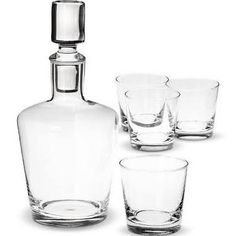 whiskey decanter set - Google Search