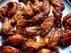 Stephanie Cooks: Crock Pot Asian BBQ Chicken Wings