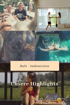 BALI Eindrücke - Nusa Penida, Ubud, Monkey Forest Monkey Forest, Ubud, Youtube, Bali Indonesia, Youtubers, Youtube Movies