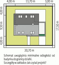 Projekt domu AC Tim (wersja A) CE - DOM - gotowy koszt budowy House Construction Plan, Mocca, Bar Chart, House Plans, Pergola, Floor Plans, How To Plan, House Styles, Interiors