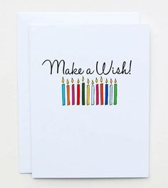 Image result for hand drawn birthday cards